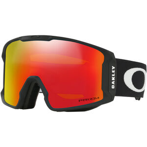 Oakley Line Miner XM Snow Goggles Damen matte black/prizm snow torch iridium matte black/prizm snow torch iridium