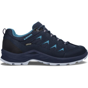 Lowa Levante GTX Low Shoes Damen navy/turquoise navy/turquoise