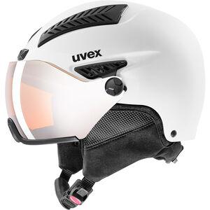 UVEX hlmt 600 Visor Helm white mat white mat