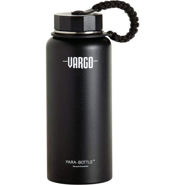 Vargo Para Iso Wasserflasche 0,95l schwarz