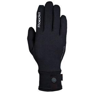 Roeckl Katari Handschuhe schwarz schwarz