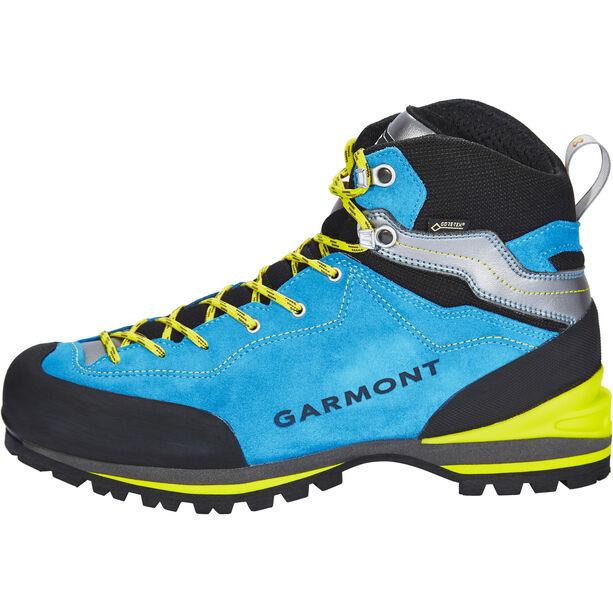 Garmont Ascent GTX Boots Herren aqua blue/light grey
