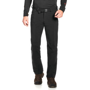 Maier Sports Tech Pants Softshell Hose Herren black black