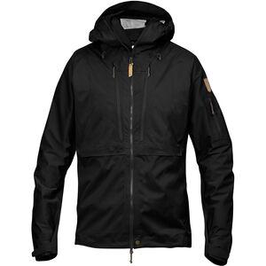 Fjällräven Keb Eco-Shell Jacket Herren black black