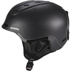 Alpina Spine Ski Helmet black matt black matt
