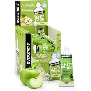 OVERSTIM.s Antioxydant Liquid Gel Box 36x30g Apple