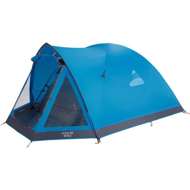 Vango Alpha 300 Tent river