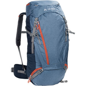 VAUDE Asymmetric 52+8 Backpack fjord blue fjord blue