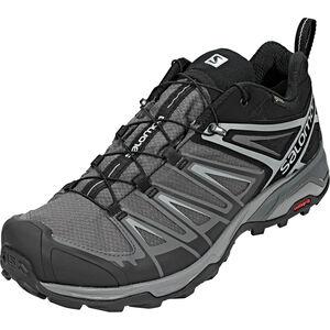 Salomon X Ultra 3 GTX Hiking Shoes Herren black/magnet/quiet shade