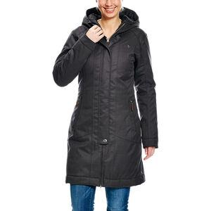 Tatonka Floy Coat Damen black black