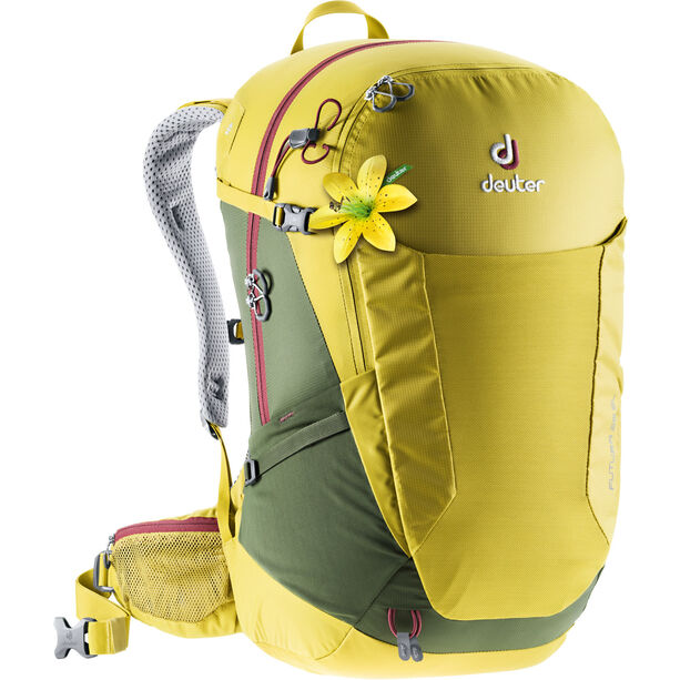 Deuter Futura 26 SL Backpack Damen greencurry/khaki