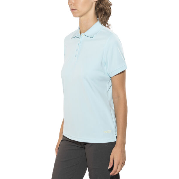 High Colorado Seattle Poloshirt Damen hellblau
