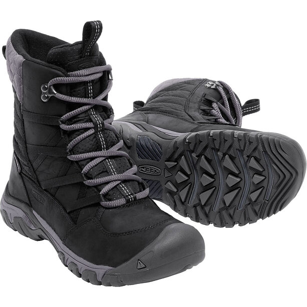 Keen Hoodoo III Lace Up Schuhe Damen black/magnet