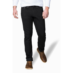 DUER Performance Denim Hose Relaxed Herren black black