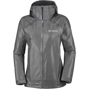 Columbia OutDry Ex Reign Jacke Damen charcoal heather charcoal heather