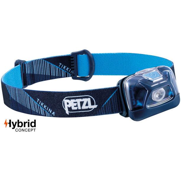 Petzl Tikkina Stirnlampe blue