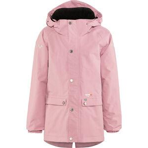 Isbjörn Cyclone Hard Shell Parker Kinder dusty pink dusty pink
