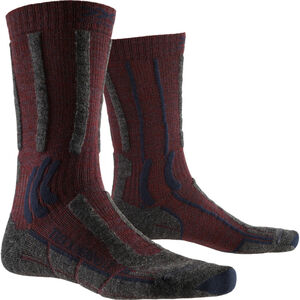 X-Socks Trek X Merino LT Socks dark ruby/midnight blue dark ruby/midnight blue