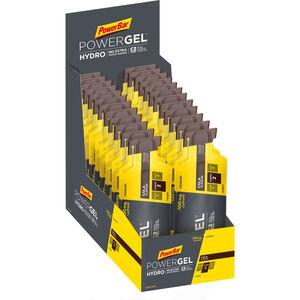 PowerBar PowerGel Hydro Box 24x67ml Cola mit Koffein