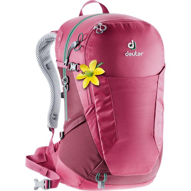 Deuter Futura 22 SL Backpack Damen ruby/maron