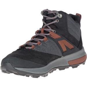 Merrell Zion GTX Mid-Cut Schuhe Damen black black