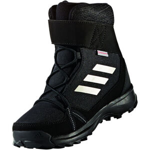 adidas TERREX Snow High Shoes Kinder core black/chalk white/grey four core black/chalk white/grey four
