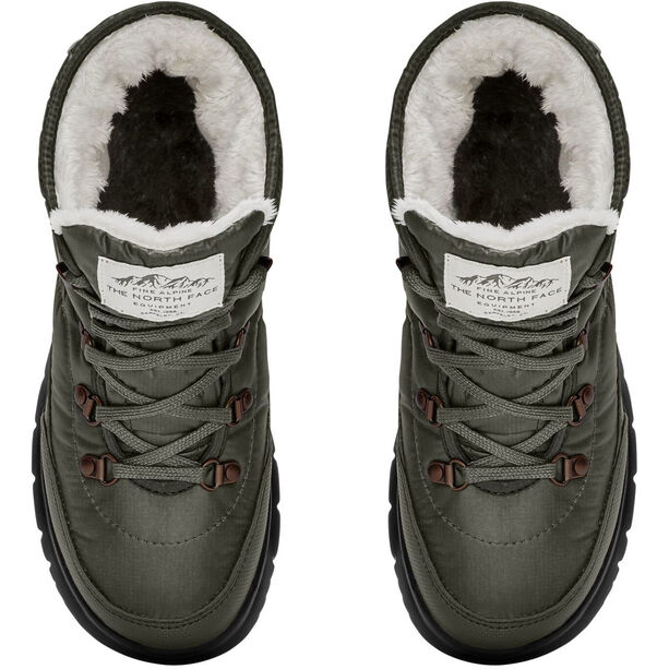 The North Face Thermoball Lace II Schuhe Damen new taupe green/vintage white