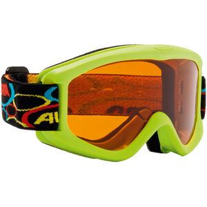 Alpina Carvy 2.0 Goggles Kinder slt s2/lime slt s2/lime