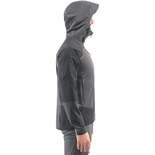 Haglöfs Skarn Hybrid Jacket Herren true black