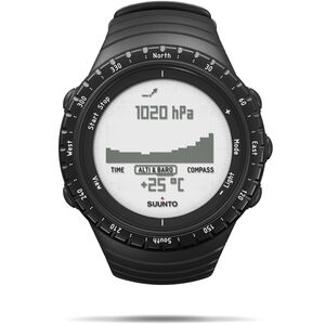Suunto Core Outdoor Watch regular black regular black