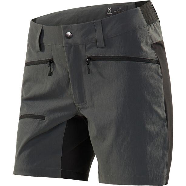 Haglöfs Rugged Flex Shorts Damen magnetite/true black