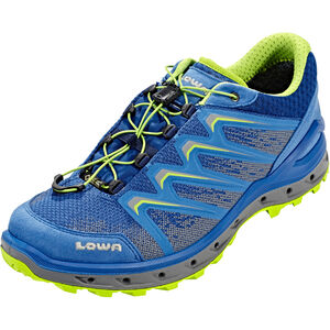 Lowa Aerox GTX Low Shoes Herren royal/lime royal/lime