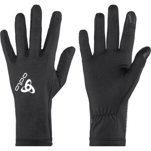 Odlo Ceramiwarm Light Gloves black black