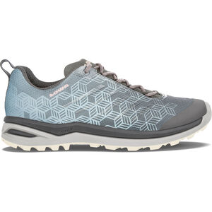Lowa Lynnox GTX Low All Terrain Sport Shoes Damen blue/rosé blue/rosé