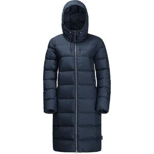 Jack Wolfskin Crystal Palace Coat Damen midnight blue midnight blue