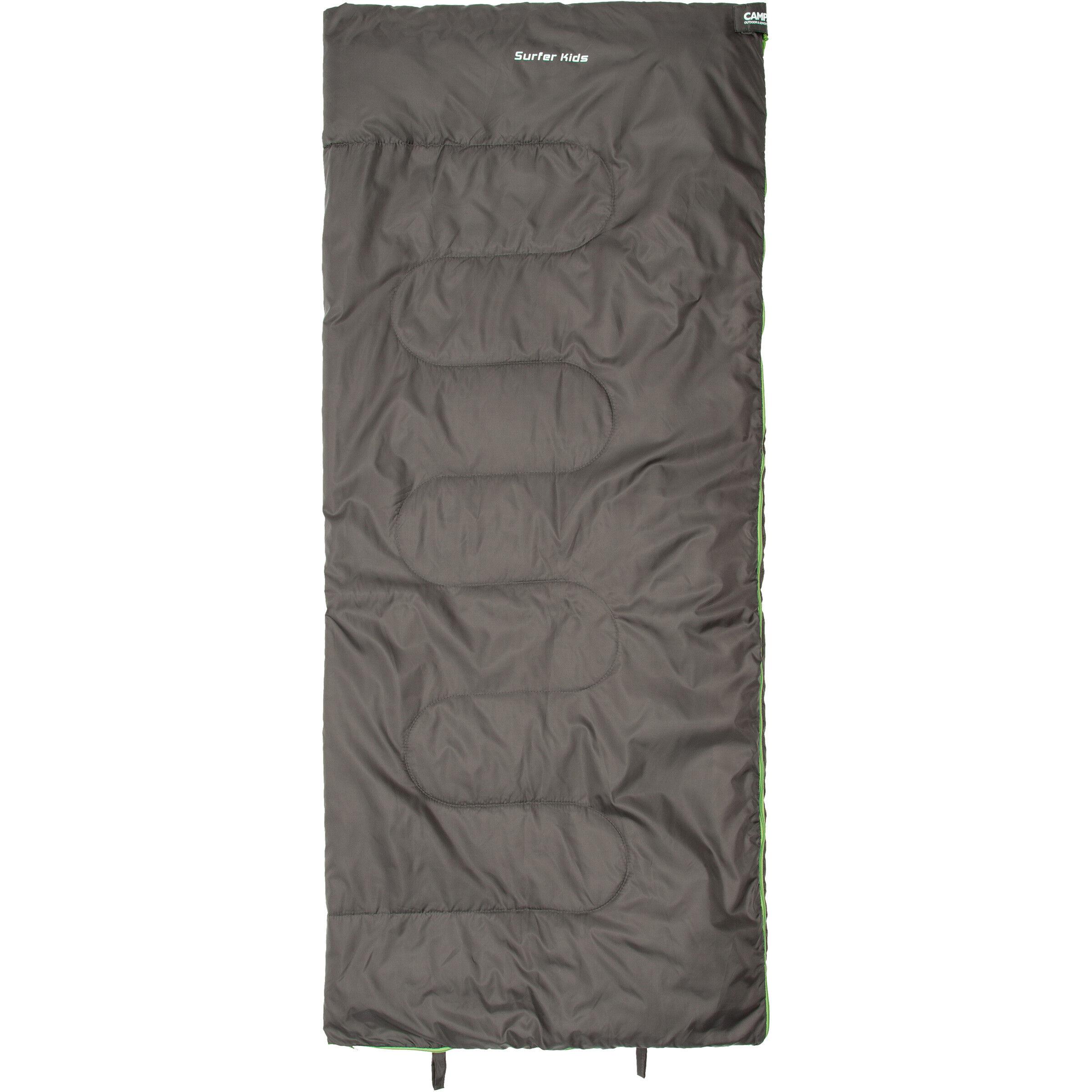 AIRFLAKE PONCHO titanium | Jack Wolfskin Sleeping bags — E Desa