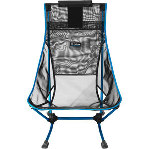 Helinox Beach Chair Mesh black/blue black/blue