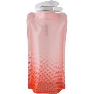 Vapur Shades Trinkflasche 500ml coral coral