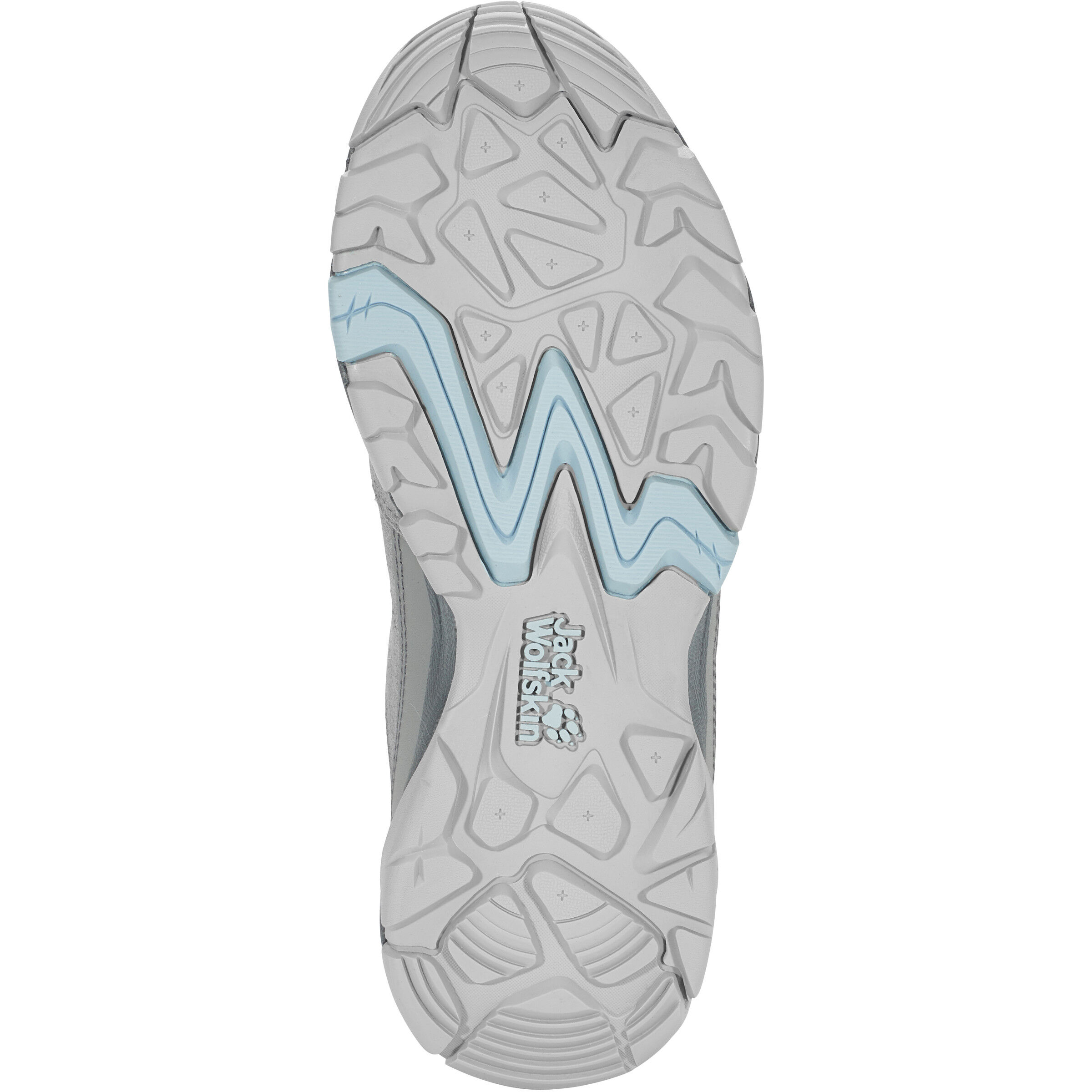 Jack Wolfskin MTN Attack 5 Texapore Low Shoes Damen cool water