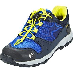 Jack Wolfskin Akka Texapore Low Shoes Jungen vibrant blue vibrant blue