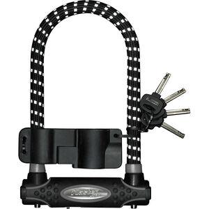 Masterlock 8195 Bügelschloss 13 mm x 210 mm x 110 mm schwarz/reflex schwarz/reflex
