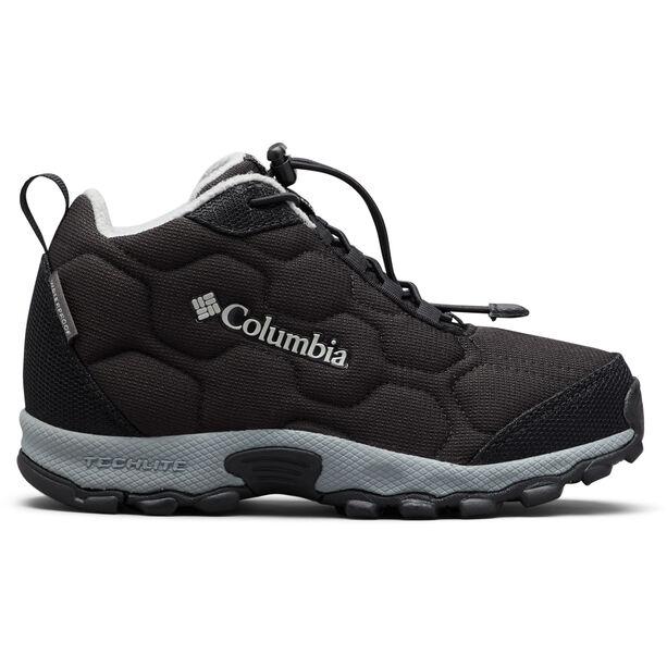 Columbia Firecamp 2 WP Mid-Cut Schuhe Kinder black/monument