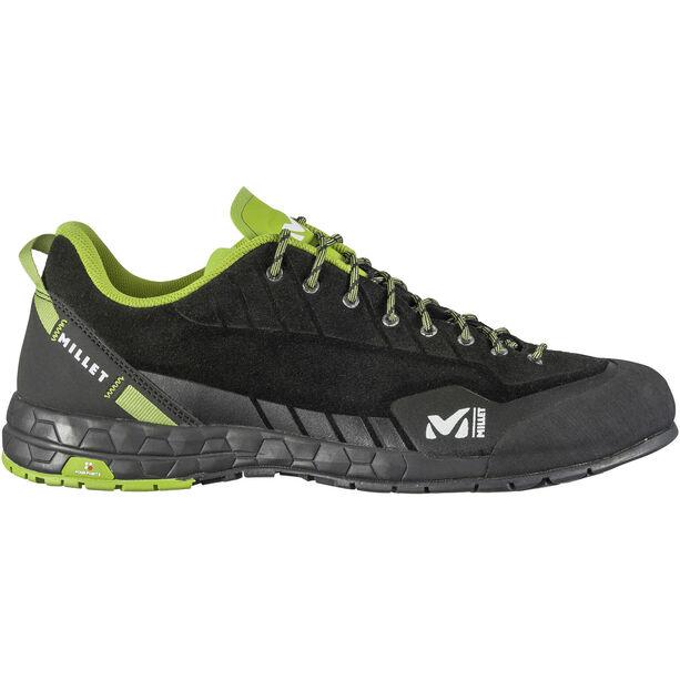 Millet Amuri Leather Shoes Herren black