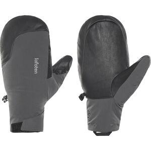 Norrøna Lofoten Dri1 PrimaLoft 400 Short Mitten Gloves phantom phantom