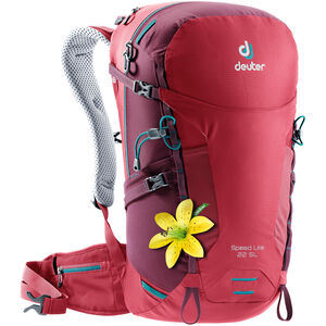 Deuter Speed Lite 22 SL Backpack Damen cardinal-maron