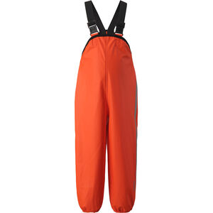 Reima Lammikko Rain Pants Kinder orange orange
