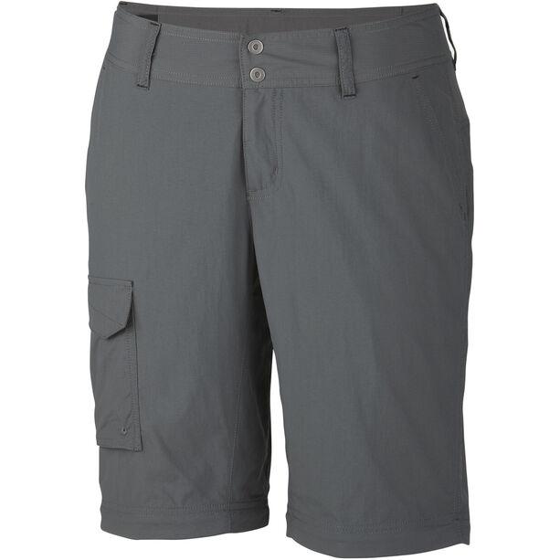 Columbia Silver Ridge Convertible Pants Short Damen grill