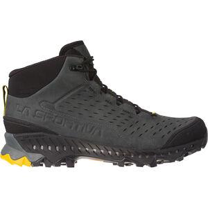 La Sportiva Pyramid GTX Shoes Herren carbon/yellow carbon/yellow