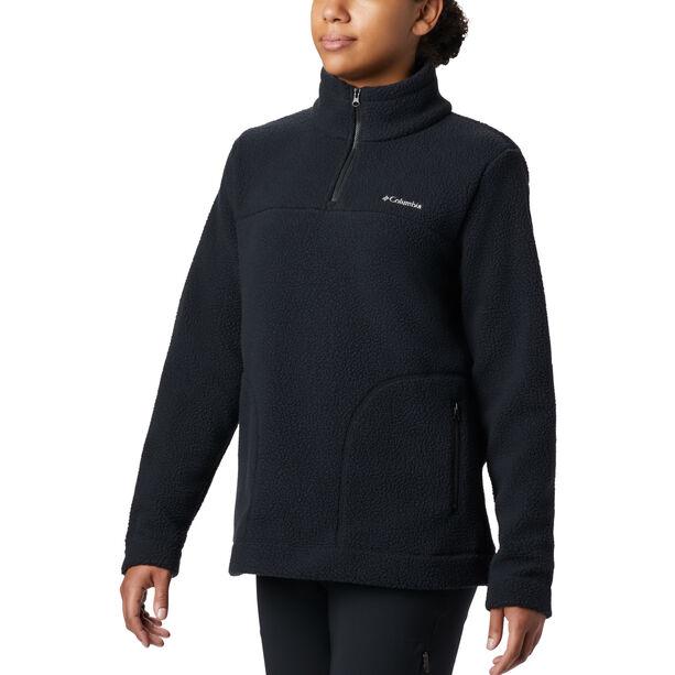 Columbia Canyon Point Sherpa Pullover Damen black