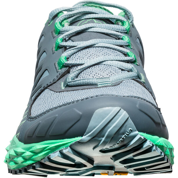 La Sportiva Lycan Laufschuhe Damen stone blue/jade green